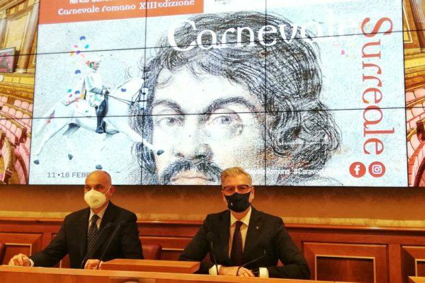 Presentazione Carnevale Romano - Senato
